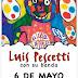 El cantautor Luis Pescetti y su banda presentan Queridos,un show para toda la familia, en la CDMX