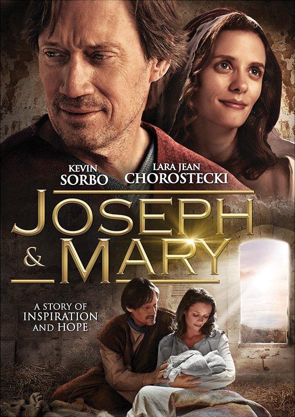 Joseph and Mary [2016] [DVDR] [NTSC] [Latino]