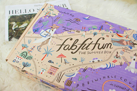 FabFitFun Summer Box 2017 + Add-ons