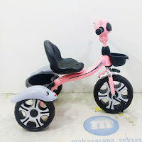 Sepeda Roda Tiga Exotic ET009 Raccoon