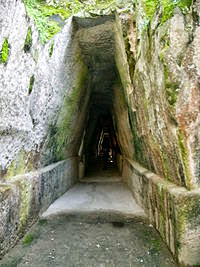 Tunnels of Baiae