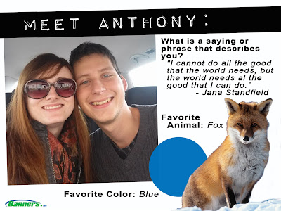 Meet our Rep Anthony | Banners.com
