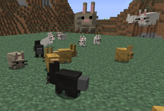 Minecraft 101 Dr Zharks Mo Creatures Mod