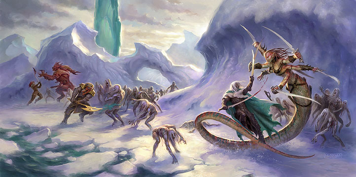 Realms of Chirak: The Even Dirtier, Simpler Monster