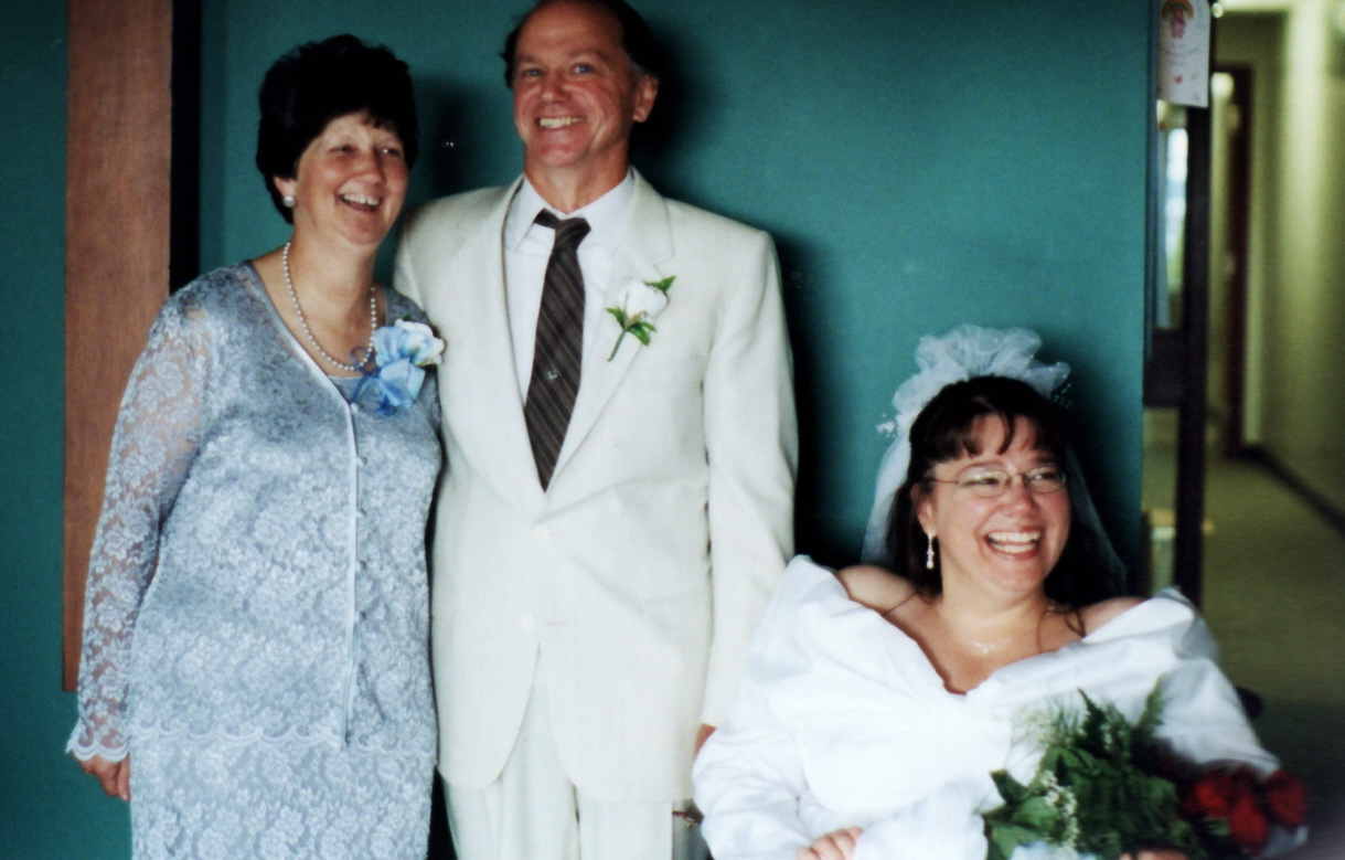 Walking, Way Overrated: OUR WEDDING STORY: The Finale! Just Some ...
