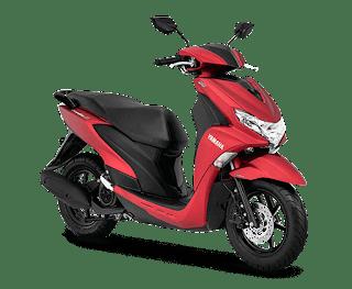Spesifikasi dan Harga Yamaha FreeGo S Version ABS Matic 2019