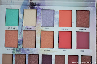 Review: essence into the snow glow - face & eye palette von essence - www.annitschksablog.de