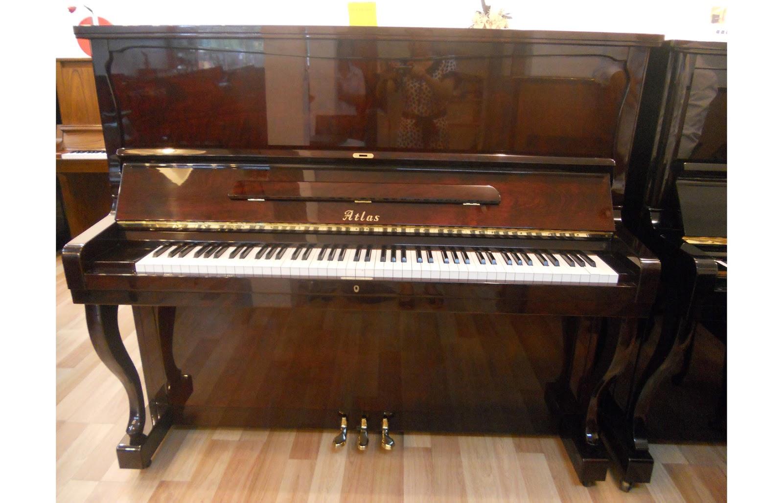 dan Piano Atlas NA605