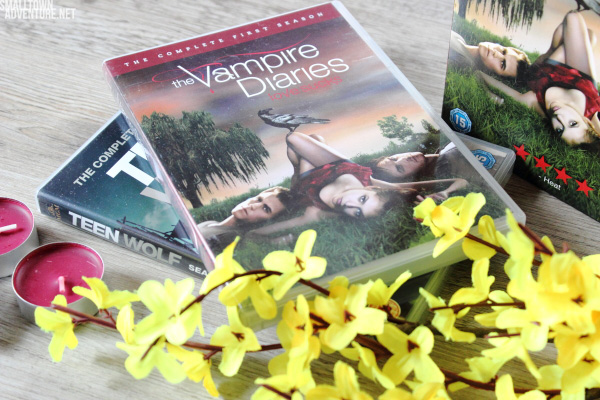 Vampire Diaries, Probleme eines Serienjunkies, Tvd, Dvd Sammlung, Vampire Diaries Dvd, Serienblogger, Filmblogger