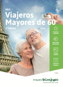 Encuentra ofertas de Viajes mayores de 55 años en tu ciudad