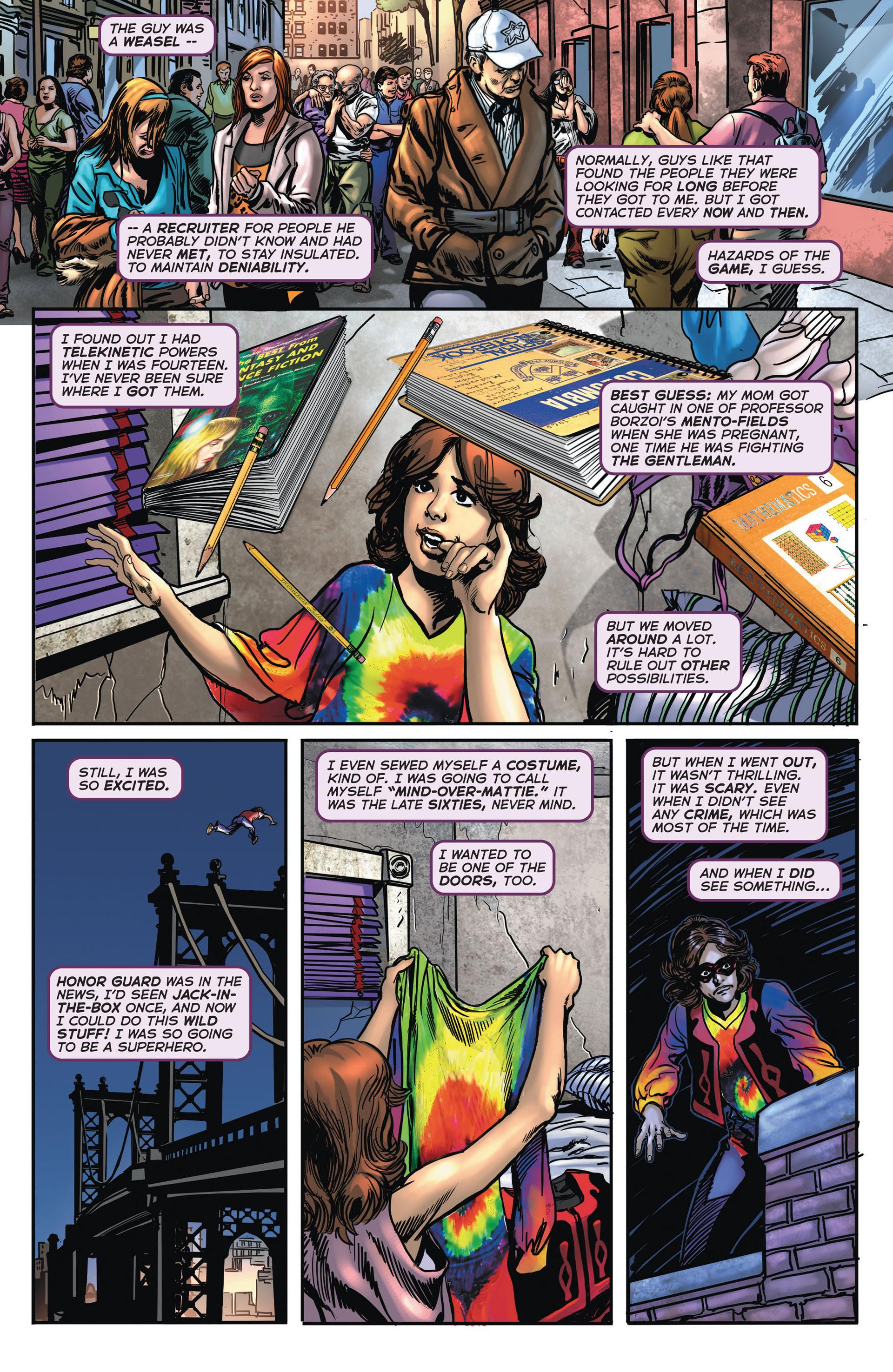 Read online Astro City comic -  Issue #4 - 5