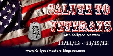 Help Kally Salute Veterans--Your Comment Equals a  5 Donation to the  Wounded Warrior Project aae582f4c