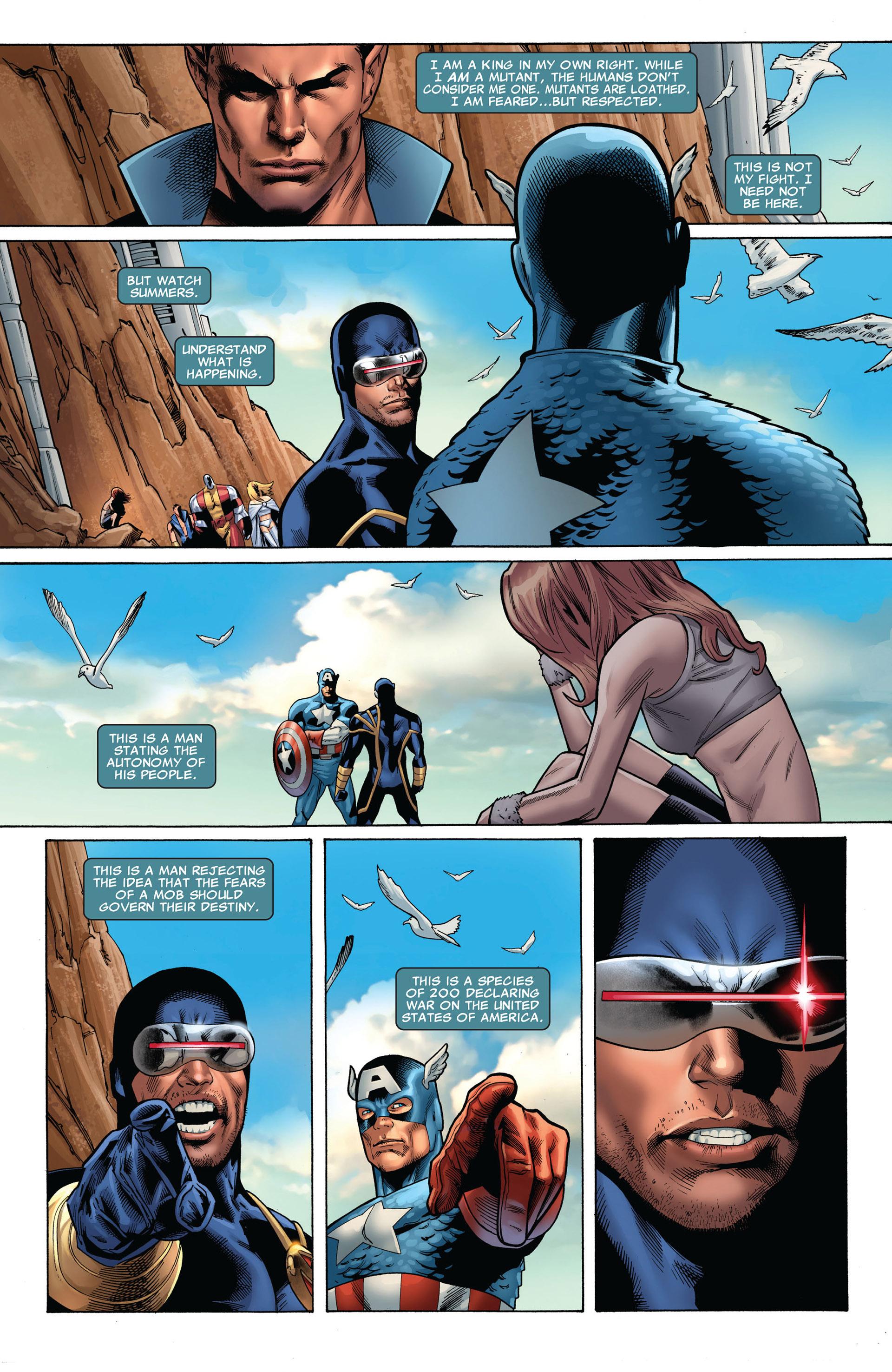 Read online Uncanny X-Men (2012) comic -  Issue #11 - 8