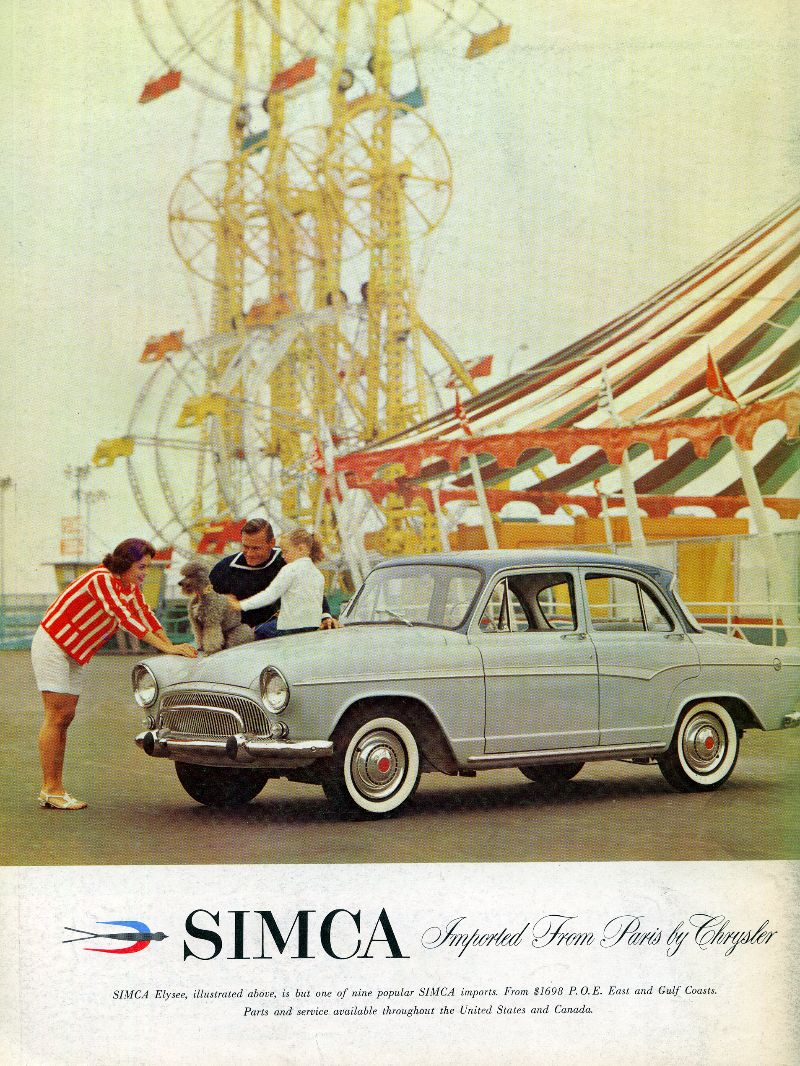 These 44 Vintage Car Ads from the 1950s Are Undeniably Cool ~ Vintage Everyday