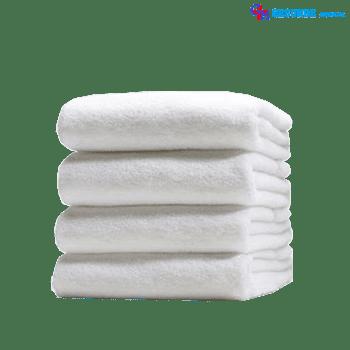 Handuk Mandi Pasien Putih Ukuran Jumbo