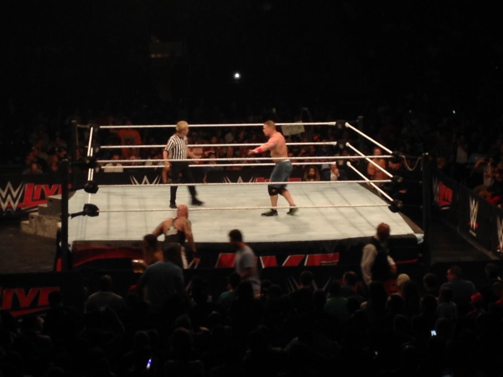 Media Hygiene Wwe Summerslam At Madison Square Garden