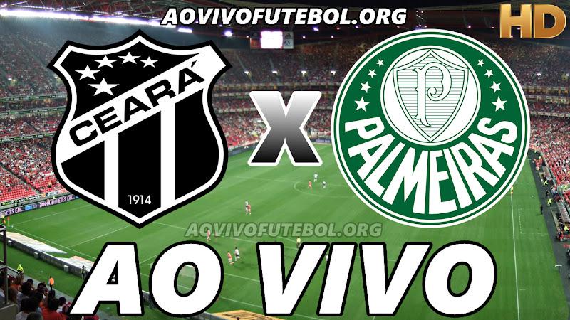 Ceará x Palmeiras Ao Vivo HD Online