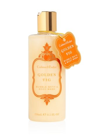 Golden Fig Silkening Bubble Wash