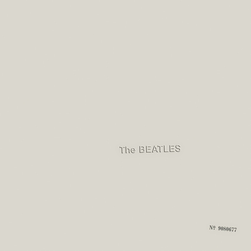 The Daily Beatle Anniversary Edition Of White Album