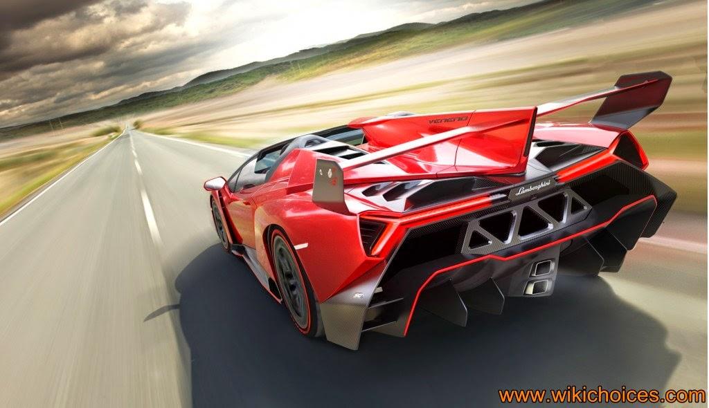 Lamborghini Veneno Photo