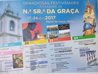 Festas em Padim da Graça, Braga