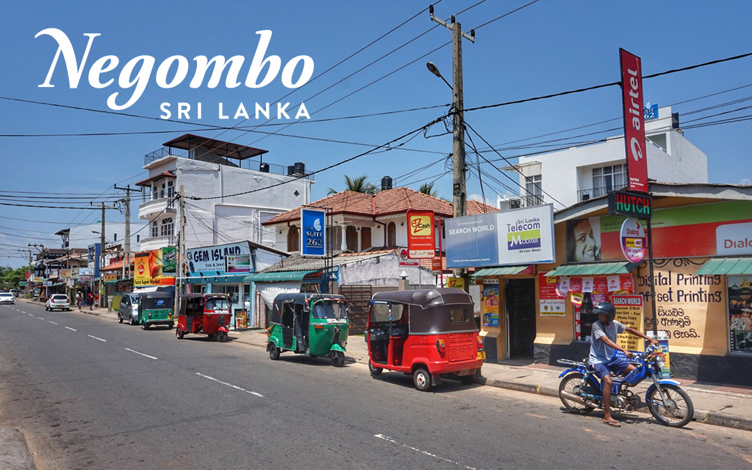 Tourism Observer Sri Lanka Negombo A Tourist City In Sri Lanka