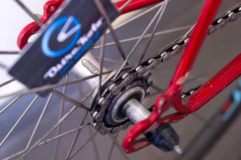 Modifikasi Sepeda Fixie