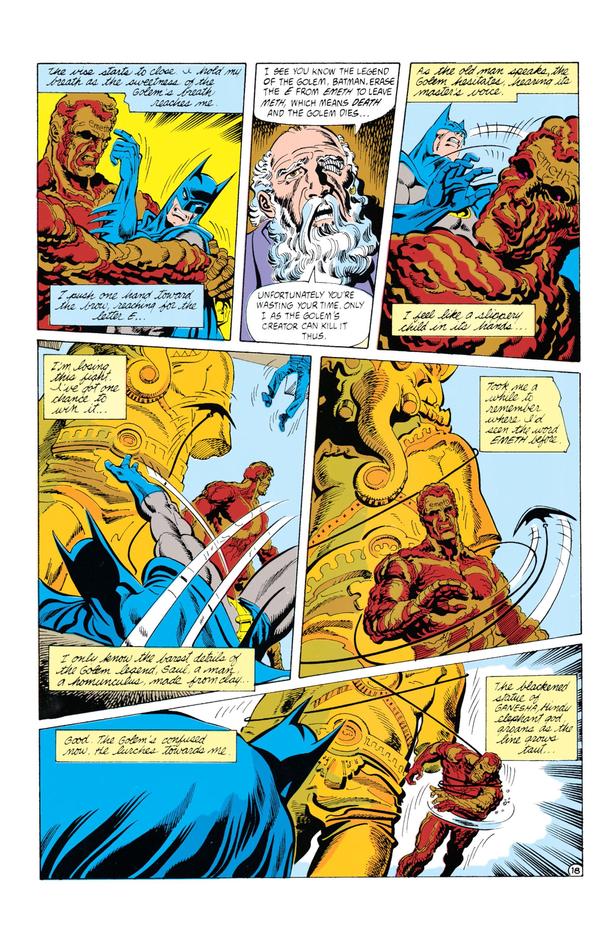 Detective Comics (1937) 632 Page 18