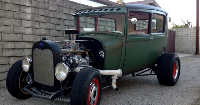 Rodcitygarage 1929 ford tudor sedan for 1929 dodge 4 door sedan