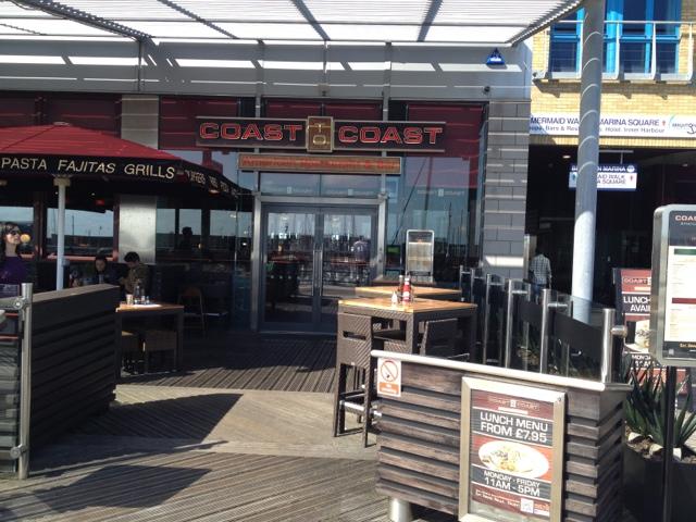 FOOD | Coast To Coast review