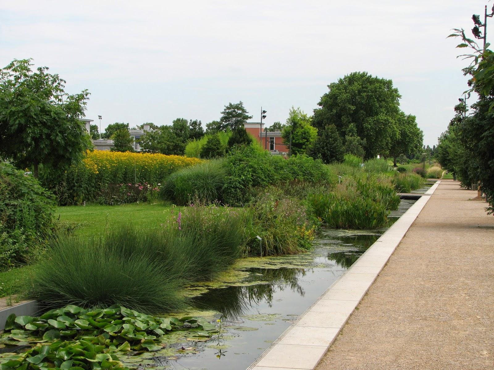 Parc de gerland Lyon
