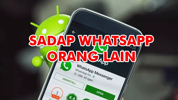 Cara Menyadap WhatsApp Pacar Paling Ampuh Tanpa Diketahui Terbaru