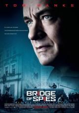 """Carátula del DVD: """"El puente de los espías"""""""