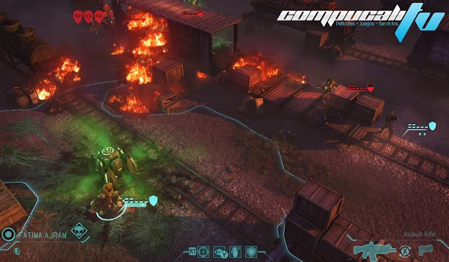 XCOM Enemy Unknown PC Full Fairlight Descargar 2012