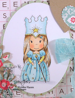 Heather's Hobbie Haven - Good Witch Avery Card Kit
