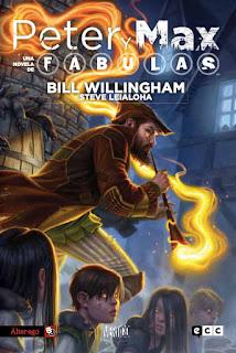 Peter y Max. Una novela de Fábulas de Bill Willingham