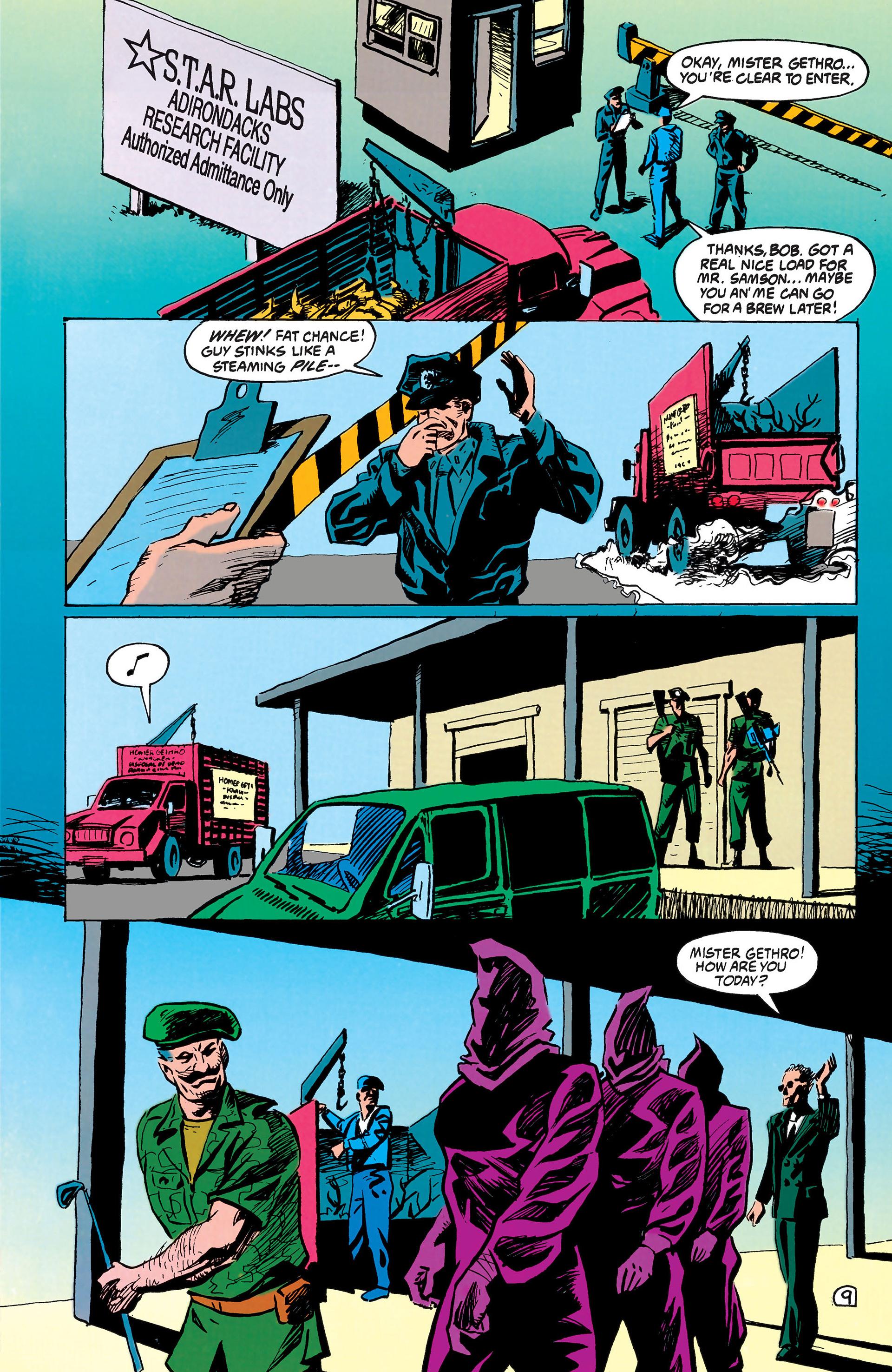 Read online Animal Man (1988) comic -  Issue #42 - 10