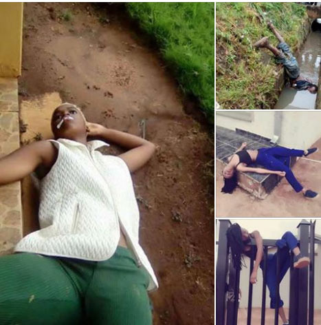 #DeadPose, the latest trend in South Africa