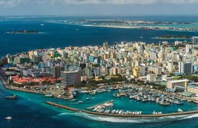 Negara Terkecil di Dunia Maladewa