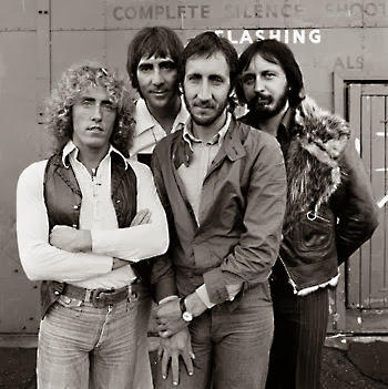 The WHO Roger Keith Pete John