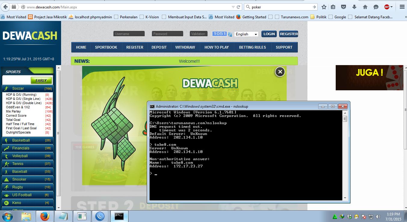 DNS Bersih untuk MikroTik ~ Blog Een Pahlefi