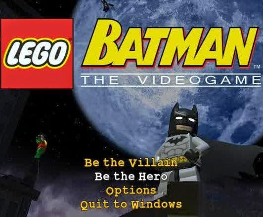 Download Lego Batman PSP