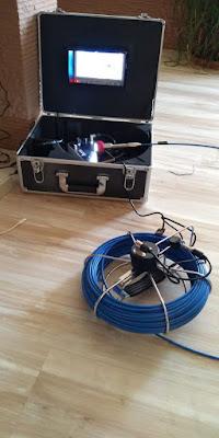 foto-camara-equipo-visualización-conductos-tubos-chimeneas