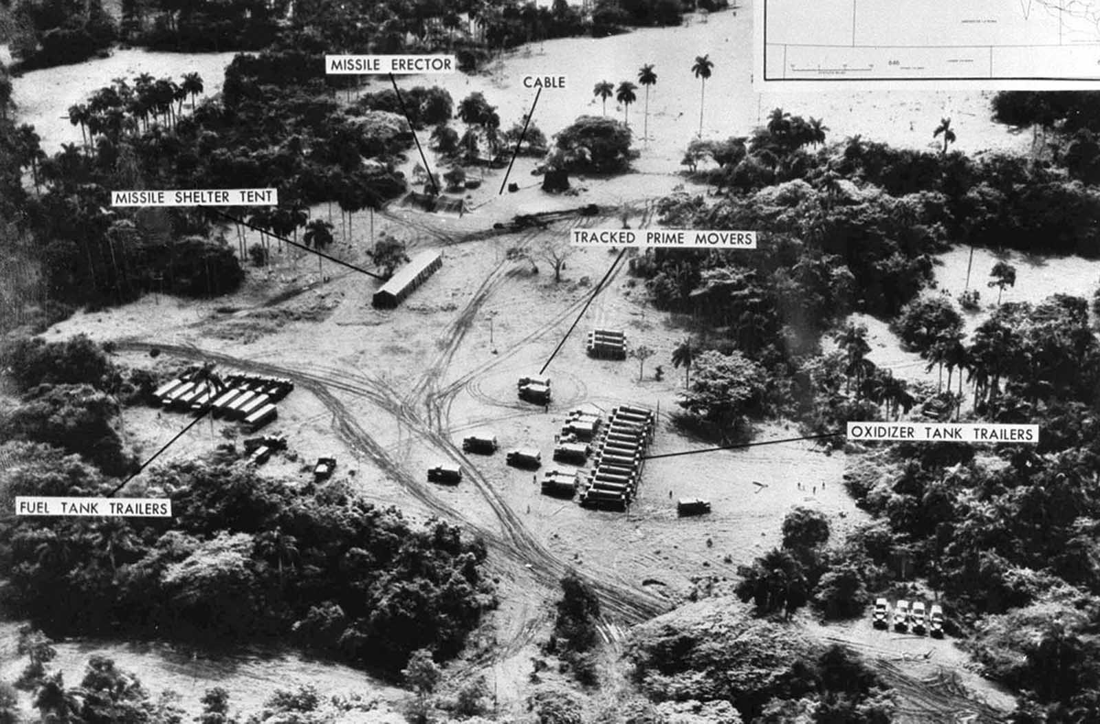 Why did the Cuban Missile Crisis start?