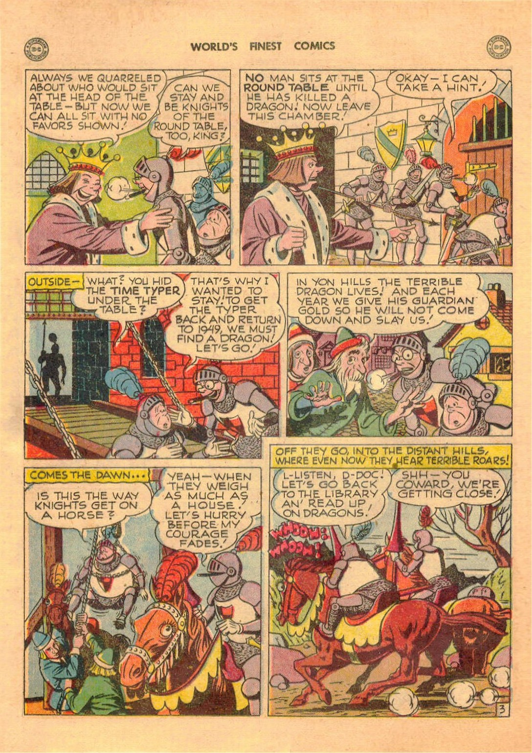 Read online World's Finest Comics comic -  Issue #42 - 30