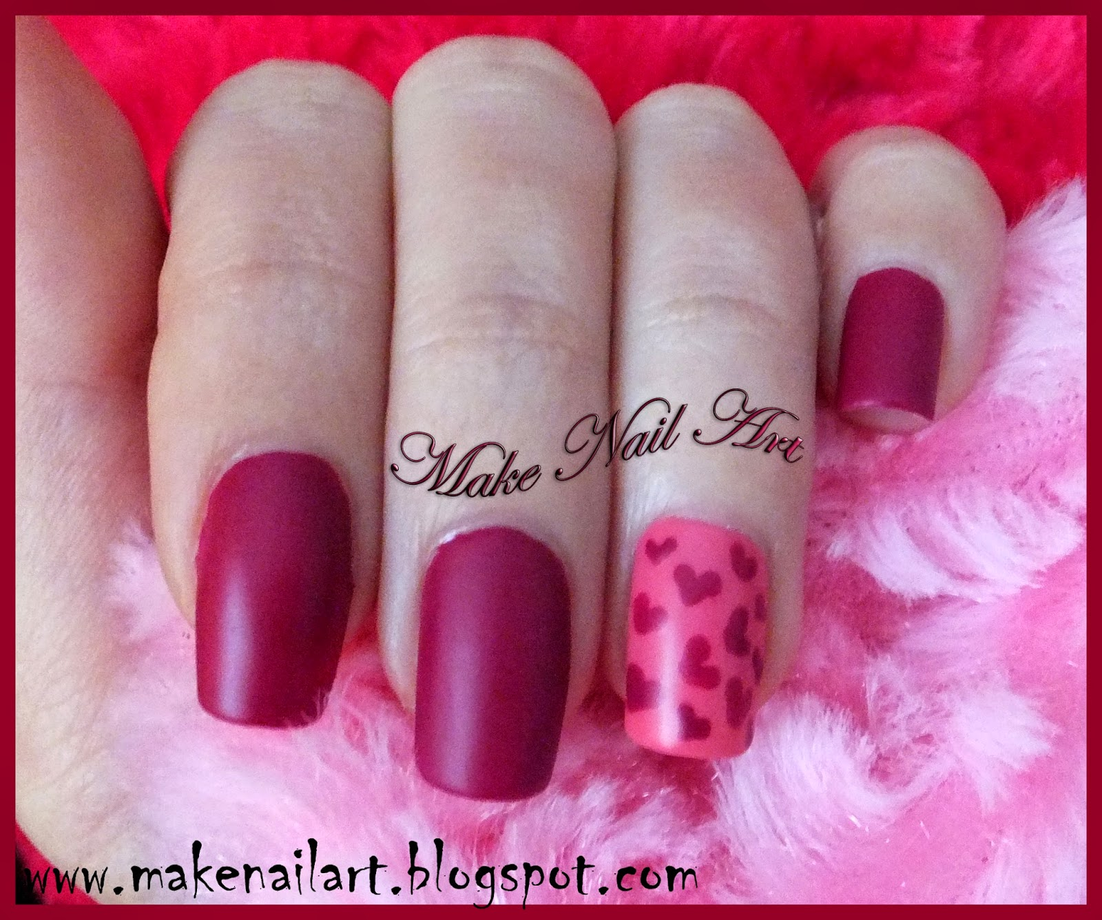 Make Nail Art January 2015