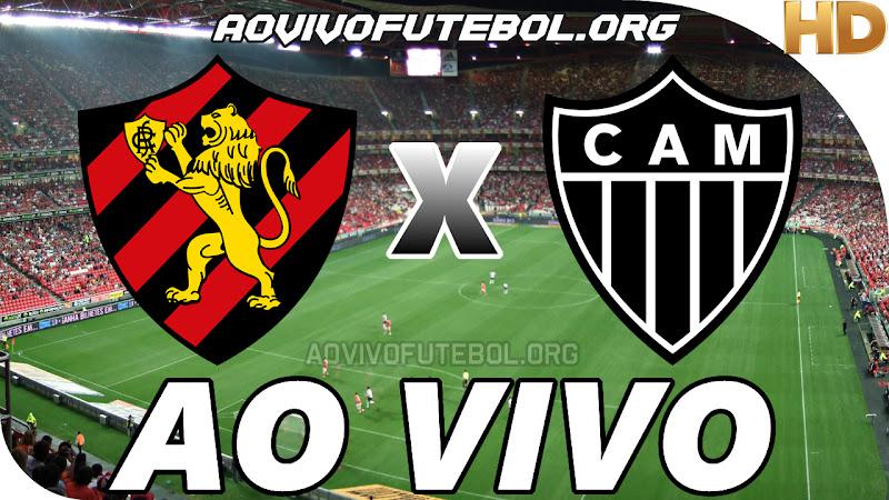 Assistir Sport vs Atlético Mineiro Ao Vivo HD