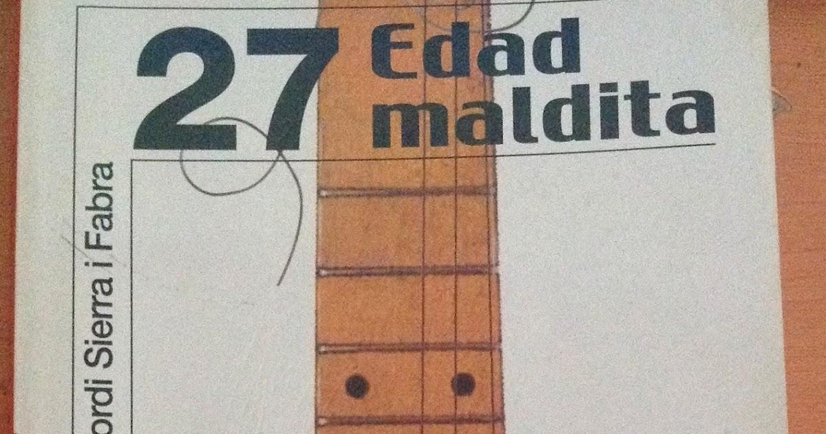 27 EDAD MALDITA PDF DOWNLOAD