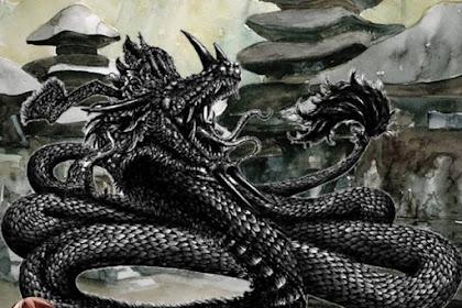 Kisah Dihadang Naga Penjaga Pura Dalem, Kisah Nyata