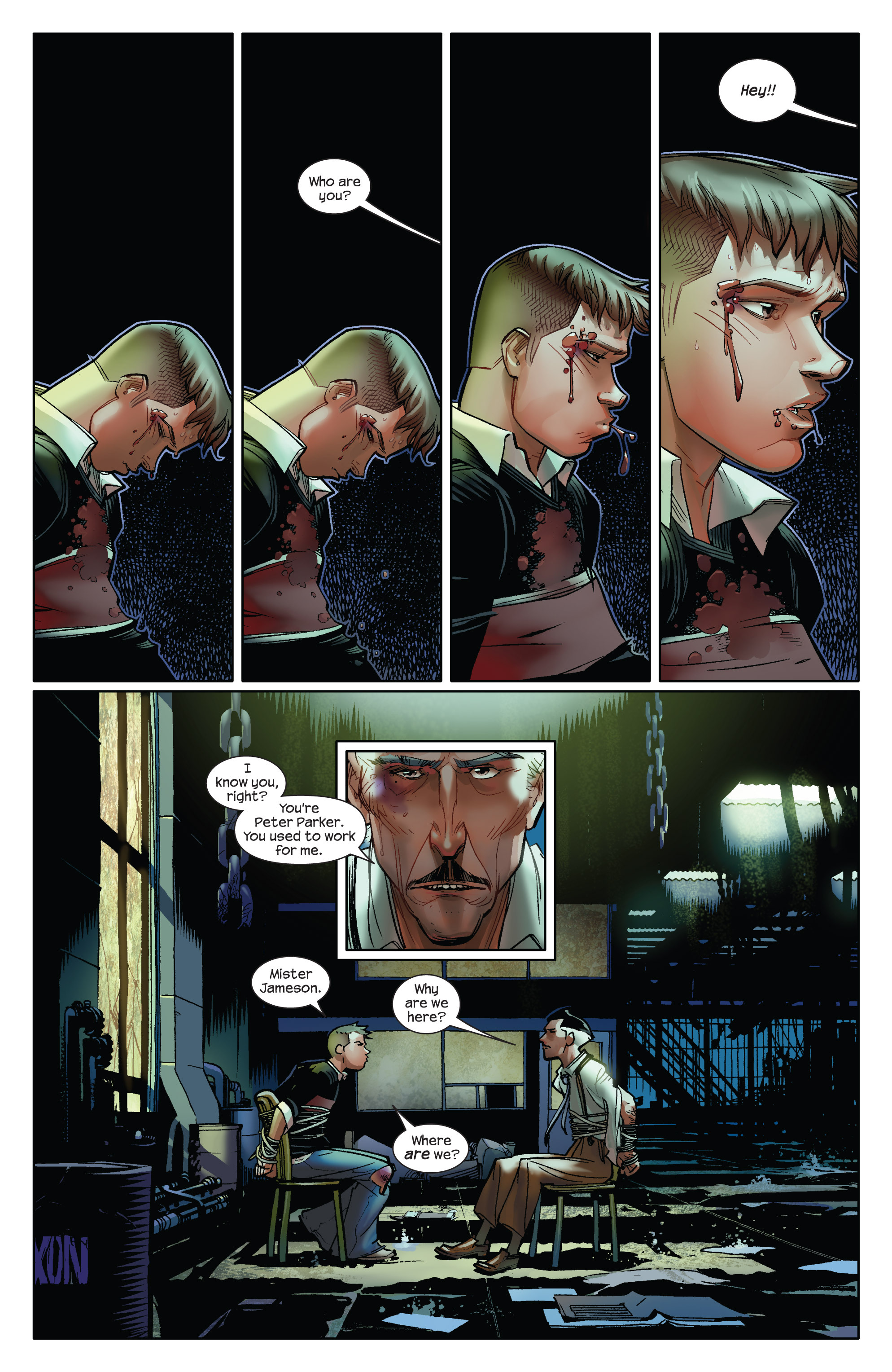 Read online Ultimate Spider-Man (2009) comic -  Issue #13 - 6